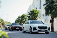 VinFast Lux khẳng định vị thế xe sang được ưa chuộng nhất Việt Nam