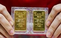 Giá vàng lại đảo chiều đi lên, sát mốc 58 triệu đồng lượng