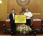 'Bầu Hiển' Thêm 6 tỉ đồng ủng hộ cuộc chiến chống COVID-19