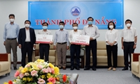 Tập đoàn BRG và Ngân hàng SeABank ủng hộ 1 tỷ đồng và 20 000 khẩu trang cho Đà Nẵng chống dịch
