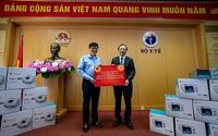 Vingroup trao tặng 1 700 máy thở xâm nhập và tài trợ hóa chất cho 56 000 xét nghiệm COVID-19