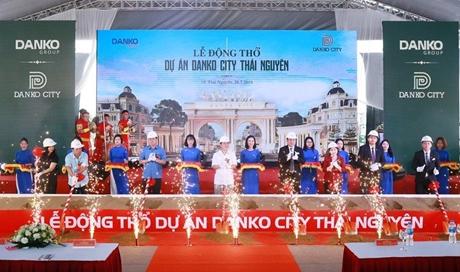 Thái Nguyên Danko City, dự án nhiều điểm mờ, tỉnh vồ vập