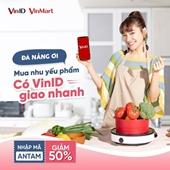"""Người dân Đà Nẵng chọn """"Đi chợ Online"""" của VinID để phòng dịch Covid-19"""