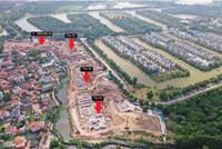 "Sky Oasis Ecopark bán ""lúa non"" khi dự án chưa xong móng"