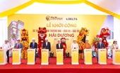T T Group khởi công xây dựng Trung tâm thương mại tại thành phố Hải Dương