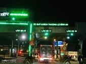 Vì sao trạm BOT cầu Đồng Nai phải tạm dừng thu phí từ chiều 24 8