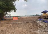 Vĩnh Phúc Dự án TMS Land Đầm Cói dùng vật liệu gì để san lấp