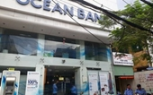 Vụ OceanBank Hải Phòng 107 thẻ tiết kiệm có phôi và con dấu thật, thông tin khách hàng in trên là giả