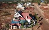 Nhiều biệt thự mọc trên đất nông nghiệp Bộ Xây dựng vào cuộc