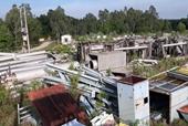 Vì sao dự án Nhà máy bột, giấy Tân Mai ở Quảng Ngãi bị thu hồi