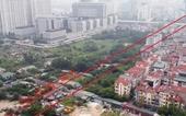 Bộ Xây dựng nói gì về dự án chồng dự án ở Hà Nội gây bức xúc