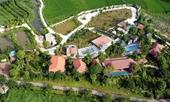 Xây chui cả khu nghỉ dưỡng trên đất ruộng ở Vĩnh Phúc