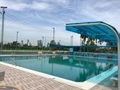 Hàng nghìn m2 đất nông nghiệp ở Hưng Yên bị hô biến thành sân bóng, bể bơi