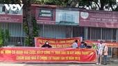 Bình Dương Hàng chục cư dân Thạnh Tân căng băng rôn đòi bàn giao căn hộ