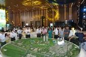 Thị trường địa ốc khởi sắc sau tháng ngâu