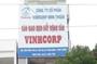 Công ty Cổ phần Vinhcorp Ninh Thuận phân lô bán nền trái phép