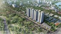 Rao bán rầm rộ, Dự án Phương Đông Green Park bị xử phạt vì xây dựng sai phép