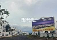 """LDG Group làm liều khi xây """"lụi"""" gần 500 căn nhà tại dự án Viva Park"""