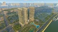 Dự án siêu sang Masterise Homes Ba Son giá 120 triệu m2 tọa lạc giữa điểm đen tắc đường