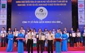 Ivory Villas  Resort Hòa Bình có xứng đáng top 10 Thương hiệu Vàng Việt Nam 2020
