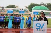 Khai mạc SV - League 2020  Bùng nổ tinh thần, thăng hoa cảm xúc