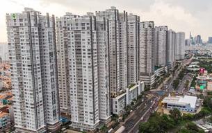 Thị trường bất động sản TP HCM đang gặp khó về nguồn cung nhà ở