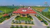 Biệt thự tại sân golf Long Biên không có chức năng đất ở