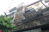 Nhiều thủ tục đang trói cải tạo chung cư cũ