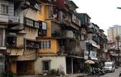 Nhiều khó khăn, bất cập trong việc cải tạo chung cư cũ
