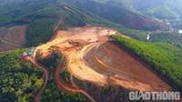 Hòa Bình Dự án 500 tỷ ngang nhiên san đồi dù chưa có giấy phép xây dựng