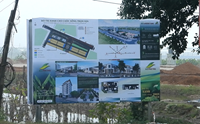 """Phú Thọ Dự án khu phức hợp ECO LAKESIDE HOME Tam Nông chưa xong hạ tầng đã """"bán lúa non"""""""