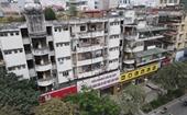 Cải tạo chung cư cũ nguy hiểm Đề xuất cơ chế mới
