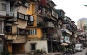Phá dỡ chung cư cũ Chỉ cần 75 chủ sở hữu đồng ý