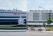 Hai dự án bệnh viện nghìn tỷ  Ngủ đông đến khi nào