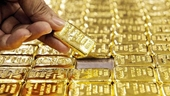 Giá vàng tăng nhẹ phiên đầu năm mới