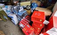 Đà Nẵng Tạm giữ hơn 1 400 sản phẩm hàng tiêu dùng không chứng từ