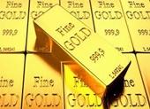 Giá vàng hôm nay 11 1 Vàng thế giới tiếp tục giảm nhẹ