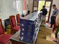 Liên tiếp bắt giữ các đối tượng mua bán, tàng trữ pháo nổ