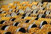 Vàng trong nước tiếp đà tăng nhẹ theo vàng thế giới