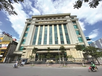 Cho vay bất động sản có tỷ trọng lớn nhất, chiếm 21 tổng dư nợ tín dụng tại Hà Nội