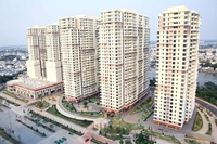 Ngân hàng rao bán loạt bất động sản ngàn tỉ