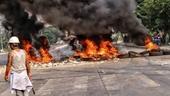 Myanmar 32 nhà máy có vốn Trung Quốc bị đốt phá, thiệt hại gần 37 triệu USD