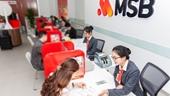 Nợ phải trả tại MSB cao gấp hơn 9 lần vốn chủ sở hữu, các khoản chi phí tăng mạnh