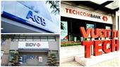 Lợi nhuận khủng nhưng dòng tiền tại BIDV, Techcombank hao hụt hàng chục nghìn tỷ đồng