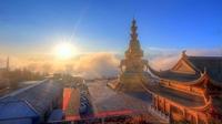 Ấn tượng những quần thể tâm linh trên núi cao khắp thế giới