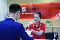 SeABank đặt mục tiêu lợi nhuận trước thuế đạt hơn 2 400 tỷ đồng, tăng vốn điều lệ lên 15 238 tỷ đồng