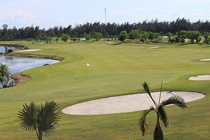 Nghệ An Sân Golf 18 lỗ Mường Thanh - Diễn Lâm chưa được cấp Giấy chứng nhận đầu tư