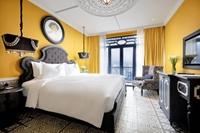 Thị trường khách sạn Covid-19 đã kéo công suất thị trường khách sạn trong tháng 2 và 3 xuống dưới 20