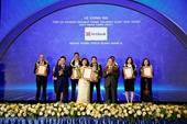 SeABank được vinh danh trong Top 50 doanh nghiệp tăng trưởng xuất sắc nhất Việt Nam
