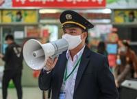 Nóng Hà Nội khuyến cáo người dân không ra khỏi nhà khi không cần thiết